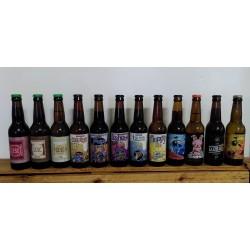 Selección cervezas de la...