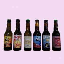 Selección Malta cervezas de...