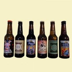 Selección especial cervezas...